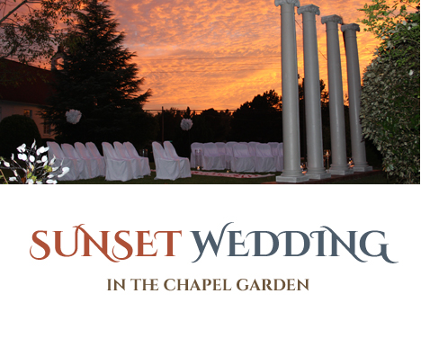 Historic Chapel Garden Weddings in Wendell NC near the Research Triangle Park and Raleigh NC